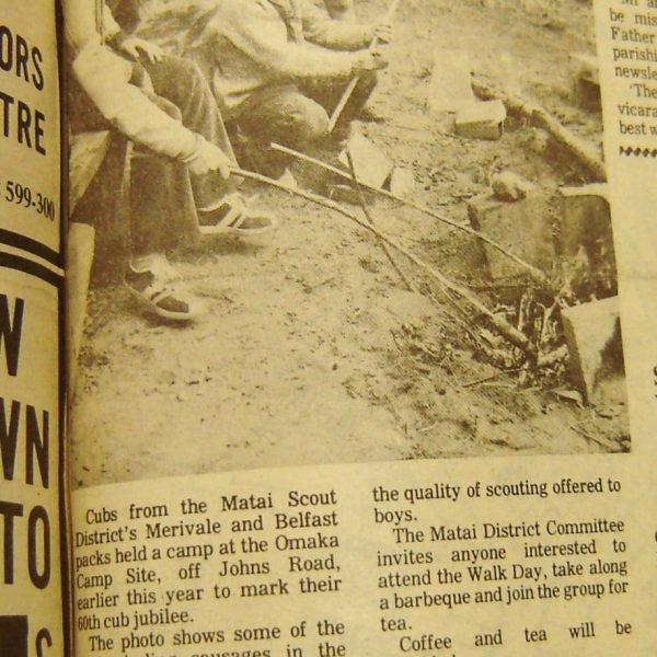 Papanui Herald 16th Nov 1976